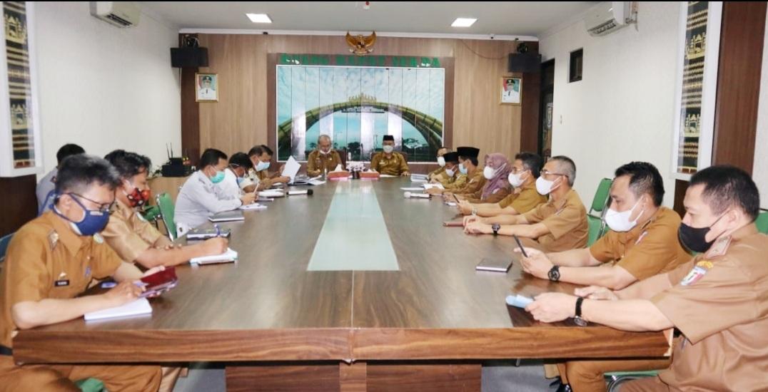 Rapat Persiapan Pelaksanaan MTQ Ke-48 Tk. Provinsi Lampung