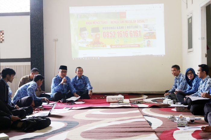 Optimalisasi Pelaksanaan Tugas Admin Organisasi Perangkat Daerah OPD Kabupaten Pringsewu