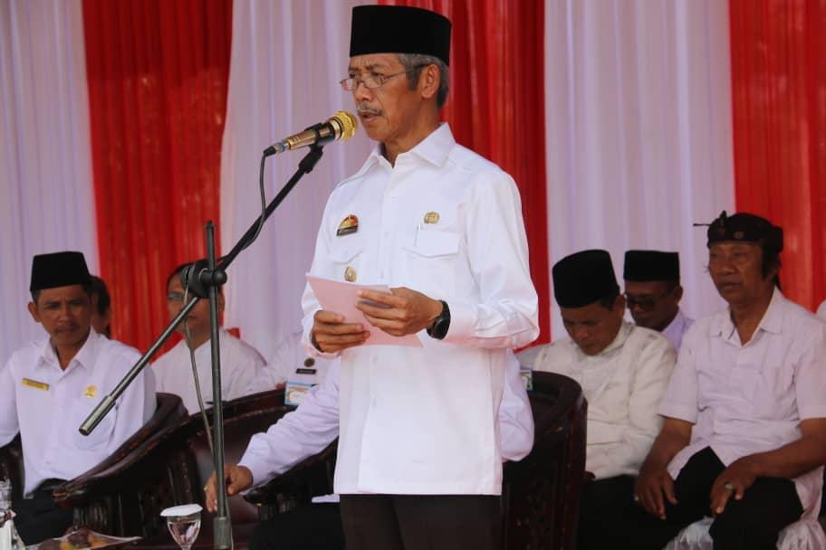 Hari Amal Bhakti Ke- 74 Kementrian Agama RI Kabupaten Pringsewu Tahun 2020